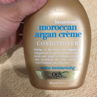 OGX® Conditioner Moroccan Argan Creme uploaded by Diana D.