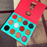 Juvias Place The Saharan Eyeshadow Palette uploaded by beth n.