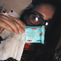 SEPHORA COLLECTION Cleansing & Exfoliating Wipes Coconut Water - Soothing & Relaxing uploaded by jenna m.