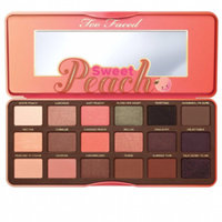 Too Faced Sweet Peach Eyeshadow Collection Palette uploaded by cindy l.