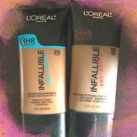 L'Oréal Paris Infallible® Pro-Matte Foundation uploaded by Daisha B.