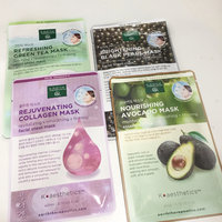 Earth Therapeutics Refreshing Green Tea Face Mask, Multicolor uploaded by jenny t.