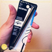 Maybelline Unstoppable Smudge-Proof, Waterproof Eyeliner uploaded by Nicki S.