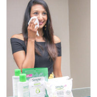 Simple® Micellar Makeup Remover Wipes uploaded by Praveeni P.