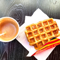 Waring Pro Brushed Stainless Steel Belgian Waffle Maker uploaded by Jonique D.