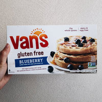 Van's Natural Foods Wheat & Gluten Free Blueberry Waffles - 6 CT uploaded by Amanda R.