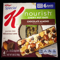 Special K® Kellogg's Chocolate Almond Chewy Nut Bars 5 ct Box uploaded by Krystal B.