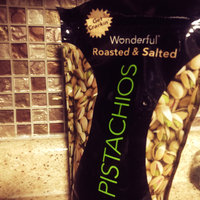 Wonderful Pistachios Roasted & Salted uploaded by Rahbiya D.
