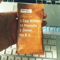 Rxbar Peanut Butter Protein Bar, 1.83 Ounce. (Pack of 12) uploaded by Tina S.