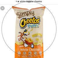 Cheetos Natural White Cheddar Puffs Cheese-Flavored Snacks uploaded by Lisa T.
