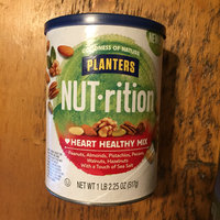 Planters Nut-rition Heart Healthy Mix Can uploaded by K R.