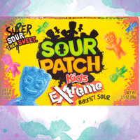 Sour Patch Bags Soft & Chewy Sour Then Sweet Extreme Candy 7.2 Oz (Pack of 12) uploaded by Haley C.