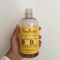 SheaMoisture Raw Shea Butter Baby Oil Rub uploaded by Carlinne B.