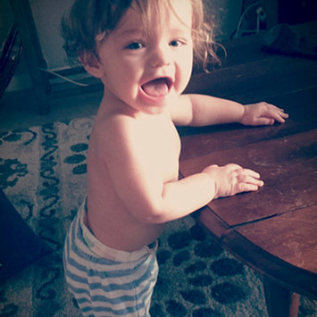 Photo uploaded to #BabyEssentials by Kristy G.