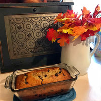 Pyrex Basics 1.5-Quart Loaf Pan, Glass uploaded by Autumn L.