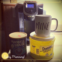 Maxwell House Original Medium Roast Coffee uploaded by Lindsay B.