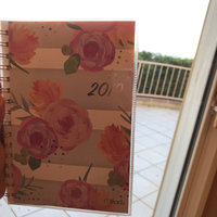 Mead Capice 2-Year Monthly Pocket Planner - 2 Year Pocket Planners uploaded by Yvette R.