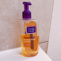Clean & Clear® Essentials Foaming Facial Cleanser uploaded by Chelsea G.