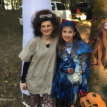 Photo uploaded to #HalloweenCostume by Shannon P.