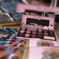 Too Faced Chocolate Bon Bons Eyeshadow Palette uploaded by Tyler A.