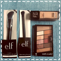 e.l.f. Cosmetics Angled Foundation Brush uploaded by Antonella P.