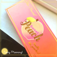 Too Faced Sweet Peach Eyeshadow Collection Palette uploaded by Gisell V.