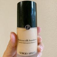 Giorgio Armani Beauty Luminous Silk Foundation uploaded by Sarina A.