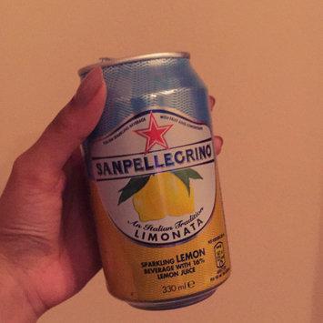 San Pellegrino® Limonata Sparkling Lemon Beverage uploaded by Nikita M.