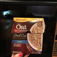 Better Oats Classic, Steel Cut Oats wxFlax (6x11.6 OZ) uploaded by Leigh W.