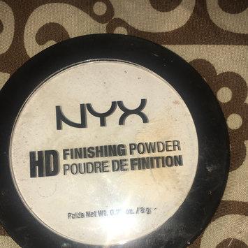 NYX HD Finishing Powder Banana uploaded by Hannah E.