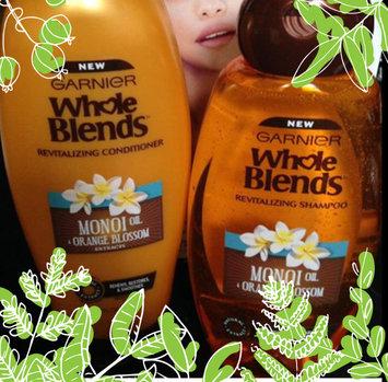 Garnier® Whole Blends™ Honey Treasures Repairing Shampoo uploaded by Carrie K.