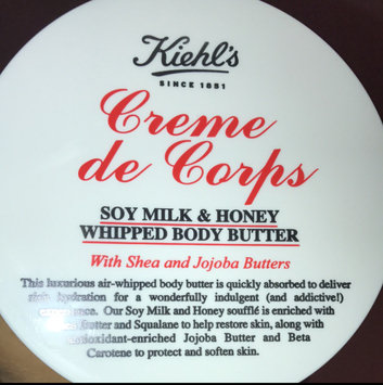 Photo of Kiehl's Creme de Corps Soy Milk & Honey Whipped Body Butter 12oz (360ml) uploaded by Rita S.