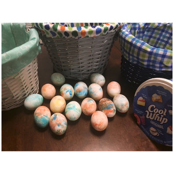 Photo uploaded to #EasterEggsxCOOLWHIP by Kelly F.