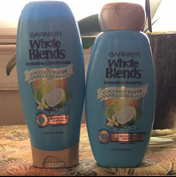 Photo of Garnier Whole Blends™ Hydrating Shampoo with Coconut Water & Vanilla Milk Extracts uploaded by Jill R.