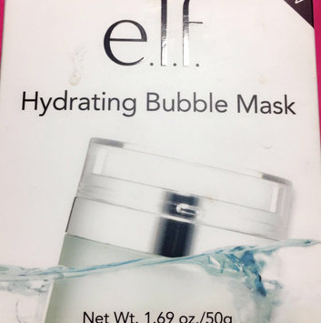 Photo of e.l.f. Hydrating Bubble Mask uploaded by April B.