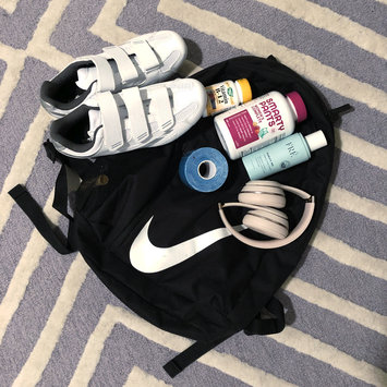 Photo uploaded to #MyGymBag by Lizzie L.