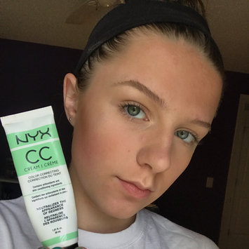 NYX CC Cream - Green Light/Medium uploaded by Natalie K.