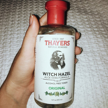 Photo of Thayers Original Witch Hazel Astringent with Aloe Vera uploaded by Madeline H.