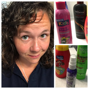 Photo uploaded to #CurlyHairEssentials by Sally G.