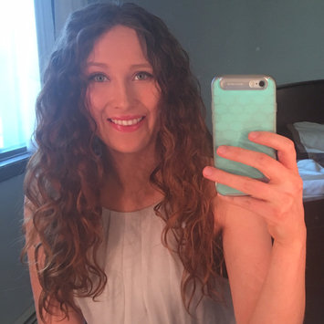 Photo uploaded to #CurlyHairEssentials by Katie R.
