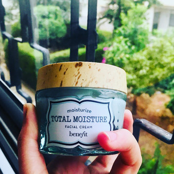Photo of Benefit Cosmetics Total Moisture Facial Cream uploaded by Imane I.