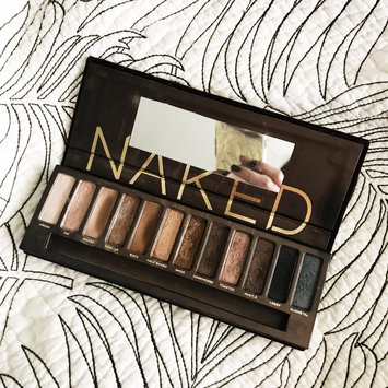 Photo of Urban Decay Naked Palette uploaded by Lauren L.