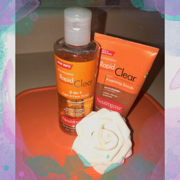Photo of Neutrogena® Rapid Clear 2-in-1 Fight & Fade Toner uploaded by Milly M.