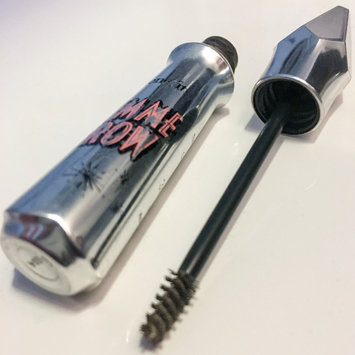 Photo of Benefit Cosmetics Gimme Brow Volumizing Eyebrow Gel uploaded by Leslie L.