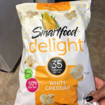 Photo of Smartfood® Delight® White Cheddar Cheese Popcorn uploaded by Mika G.