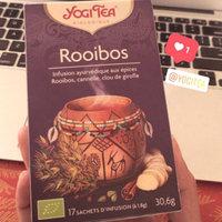 Yogi Tea, Organic, Chai Rooibos, Caffeine Free, Bags uploaded by Dilorom F.