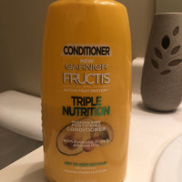 Garnier Fructis Triple Nutrition Conditioner uploaded by Arnisha W.