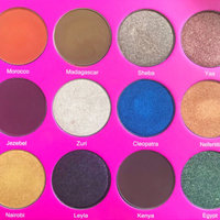 Juvia's Place The Nubian 2 Eyeshadow Palette uploaded by Aniko V.