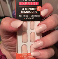 Elegant Touch Express Nails - Polished Brilliant White uploaded by Amiee W.