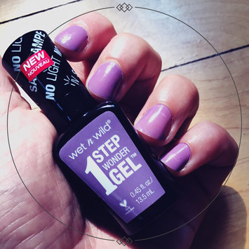wet n wild 1 Step WonderGel™ Nail Color uploaded by Claire C.